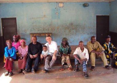 Nigeria: Lepra Zentrum