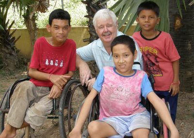 Kambodscha: Bildungszentrum