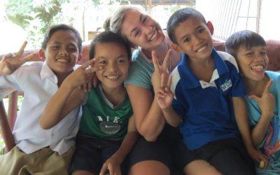 Bericht einer CMI-Volontärin über die Philippinen