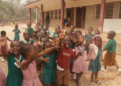 Ghana: Maristen-Vorbereitungsschule