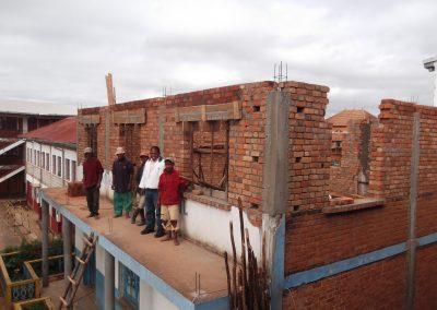 Madagaskar: Erweiterung Brüderhaus