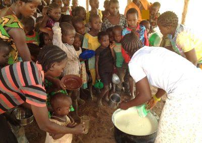 Süd-Sudan: Hilfe gegen Hungersnot