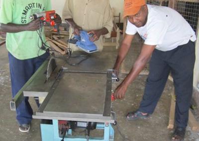 Kenia: Handwerkerschule
