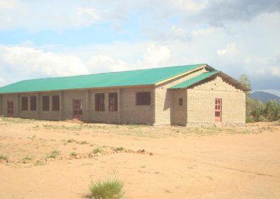 Malawi: Mehrzweckhalle