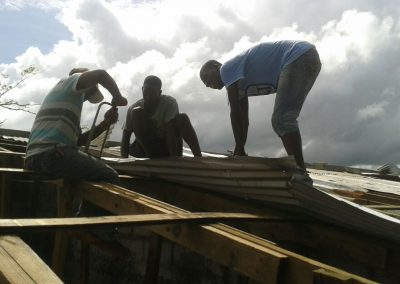 Haiti: Wirbelsturm