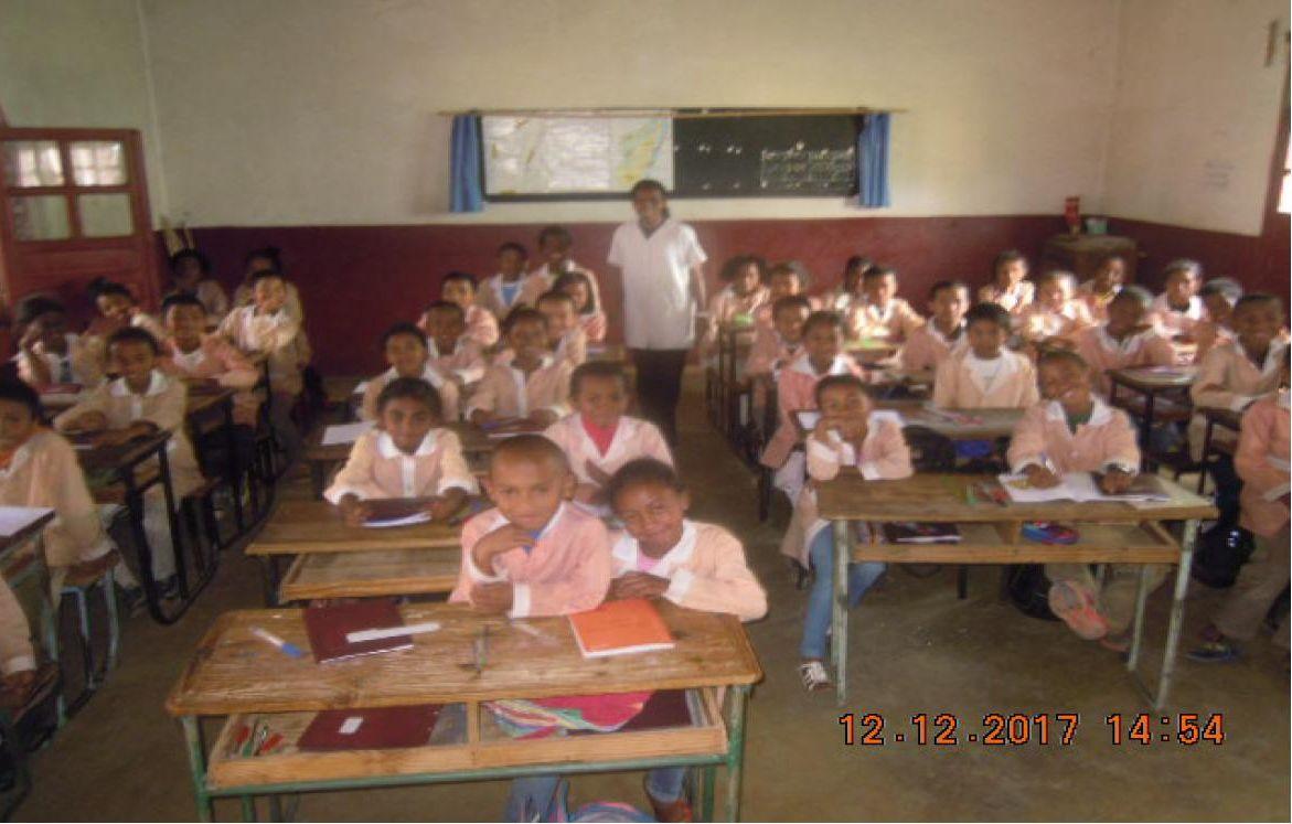 Madagascar new classromm 2
