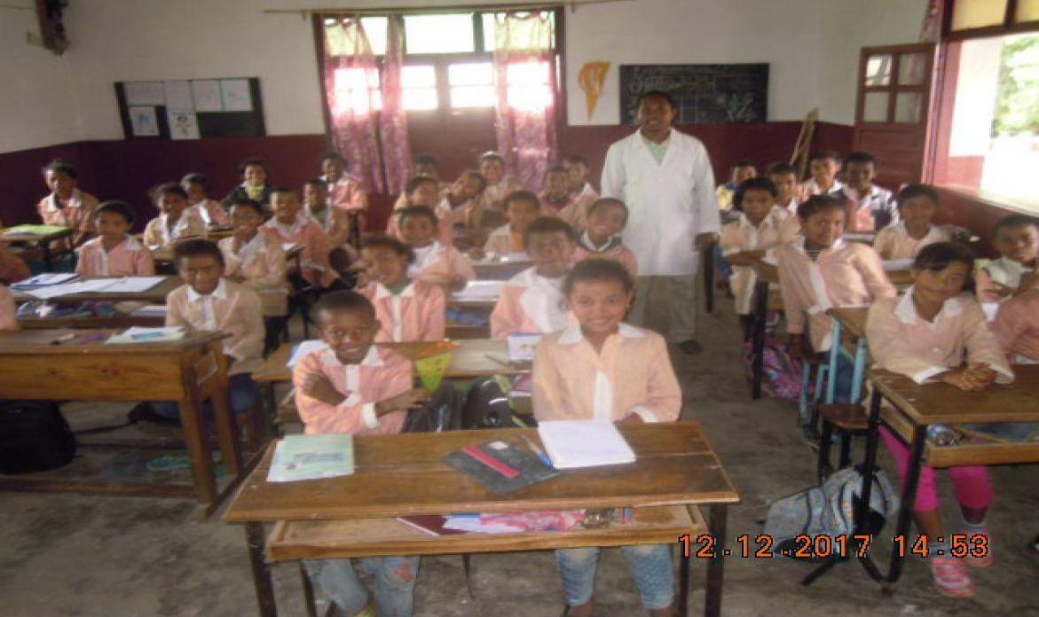 Madagascar new classroom 1