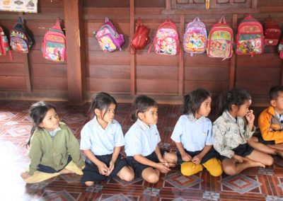 Kambodscha: Kindergarten und Studienzentrum
