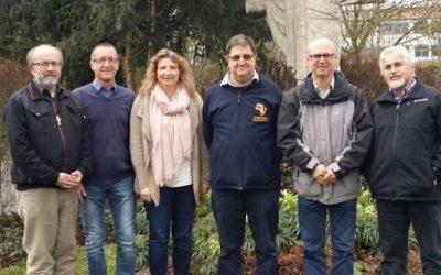 Maristen Solidarität erhält Besuch aus Südafrika
