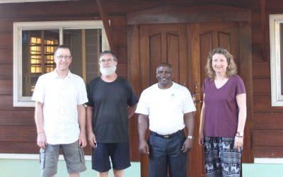 Besuch der Missionsstation Sen Monorom in Kambodscha