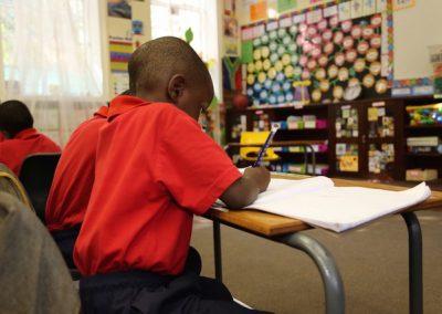 Südafrika: Unterricht für Flüchtlingskinder