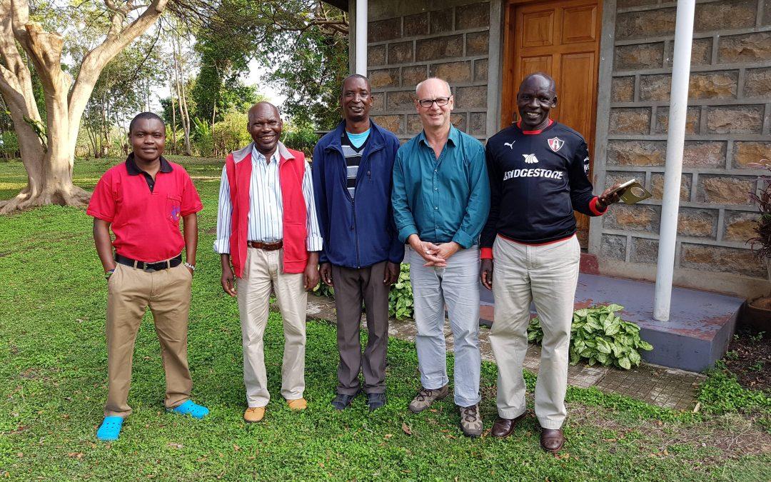 Reise zu den Maristen in Kenia