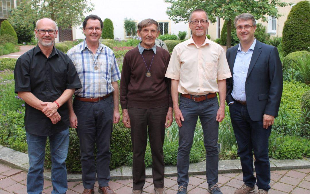 Neuer Provinzial besucht Maristenkloster
