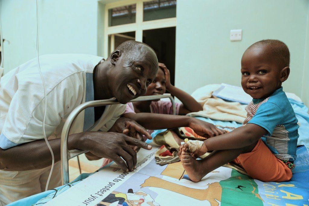 Südsudan Gesundheitsprojekt