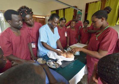 Süd-Sudan: Gesundheitsprojekt