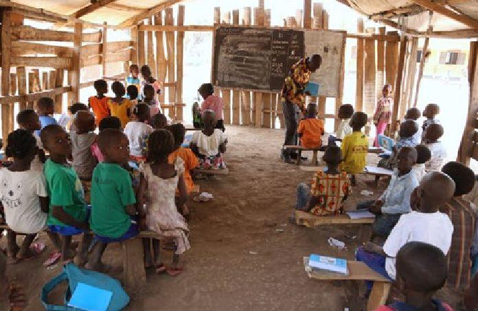 school South Sudan