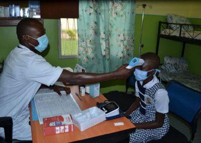 Krankenstation Elfenbeinküste